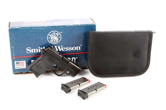 Smith & Wesson Bodyguard in .380 ACP