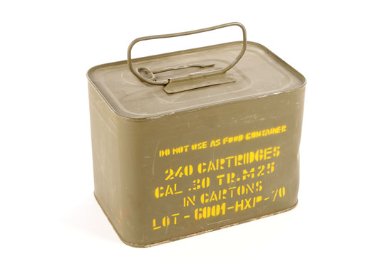 240 Rounds of 30-06 Ammunition