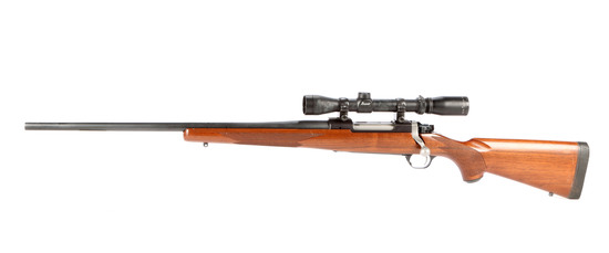 Ruger M77 Hawkeye in .270 Win.