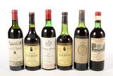 Mixed Lot of Bordeaux from St Estephe and St Julien (7) - Shipping NOT available. Local pickup only.