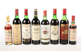 Mixed Lot of Reds from Bordeaux (8) - Shipping is NOT available for this lot. Local pickup only.