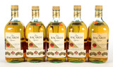 Bacardi Superior Dark Dry Rum - 5 Bottles - Local Pickup Only