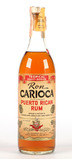 Ron Carioca Puerto Rican  Rum - 1 Bottle - Local Pickup Only