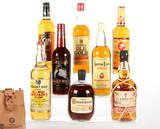 Mixed Lot Rum - 8 Bottles - Local Pickup Only