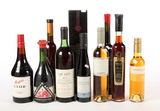 Mixed Lot of Late-Harvest and Fortified wines (10) Local Pickup only