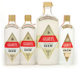 Gilbeys Gin - 4 Bottles - For Local Pickup Only