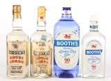 Booths Gin - 4 Bottles - For Local Pickup Only