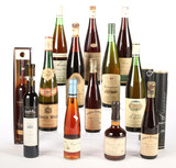 Mixed Lot of Late-Harvest Wines (15) - Shipping is NOT available for this lot. Local pickup only.