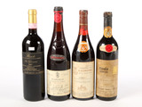 Mixed Lot of Aged Barolo (4) - Shipping is NOT available for this lot. Local pickup only.