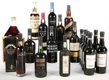 Mixed Lot of Port (19) - Shipping is NOT available for this lot. Local pickup only.