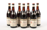 1970 Giacomo Borgogno Barolo (7) - Shipping is NOT available for this lot. Local pickup only.