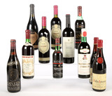 Mixed Lot of Italian Reds (11) - Shipping is NOT available for this lot. Local pickup only.