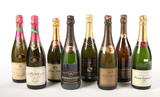 Mixed Lot of Champagne and Sparkling Wines (8) - Local pickup only.