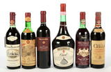 Mixed Lot of Chianti and Brunello di Montalcino (12) - Local Pickup Only