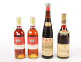 Mixed Lot of Dessert Wines (4) - Shipping is NOT available for this lot. Local pickup only.