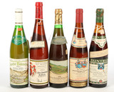Mixed Lot of German Whites (5) - Shipping is NOT available for this lot. Local pickup only.