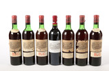 Château Lafite-Rotschild Pauillac (7) - Shipping is NOT available for this lot. Local pickup only.