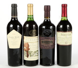 Mixed Lot of Napa and Sonoma Cabernet (8) - Shipping is NOT available for this lot Local pickup only