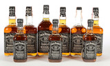 Jack Daniel's Old No. 7 Whiskey - 9 Bottles - Local Pickup Only
