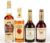 Mixed Whiskey Lot - 4 Bottles -Local Pickup Only