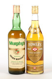 Murphys Irish Blend and Powers Gold Label Whiskey - 2 Bottles -Local Pickup Only