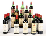 Mixed Lot of Bordeaux from Margaux (21) - Shipping is NOT available for this lot. Local pickup only.