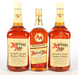 Ancient Age Kentucky Bourbon - 3 Bottles -Local Pickup Only
