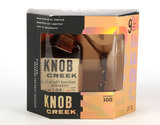 Knob Creek Bourbon Gift Box - 1 Bottle -Local Pickup Only