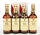 Seagrams V.O. Canadian Whiskey - 6 Bottles -Local Pickup Only