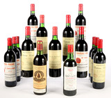 Mixed Lot of Bordeaux from Pomerol and St Emilion (15) - Local pickup only.