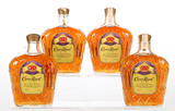 Crown Royal  - 4 Bottles -Local Pickup Only