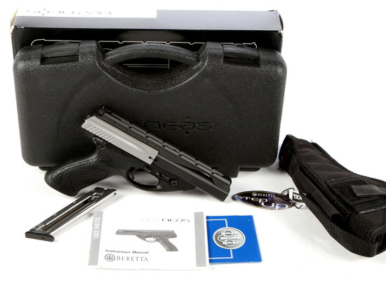 Beretta U22 NEUS in .22 Long Rifle
