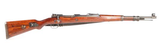 German Mauser byf K98 in 8MM