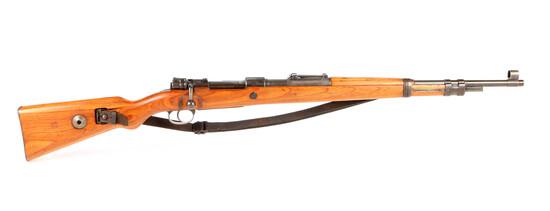 Mauser 98K in 8mm Mauser