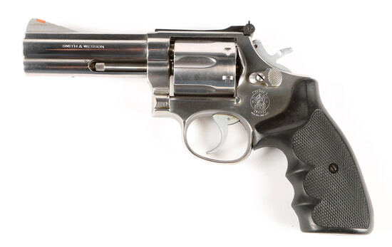 Smith & Wesson 686 in .357 Magnum