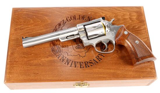 Ruger Security Six in .357 Magnum