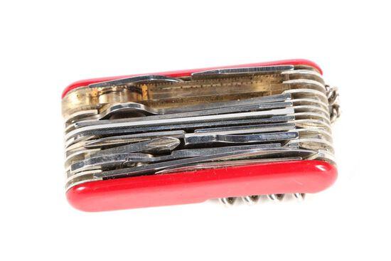 Wenger Delemont Switzerland Multi-Tool Knife