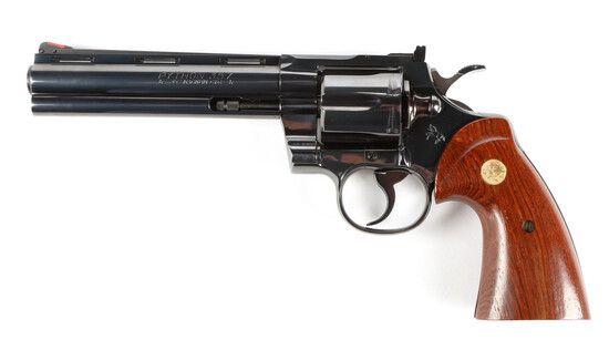 Colt Python in .357 Magnum