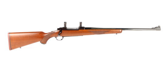 Ruger M77RS in .270 Winchester