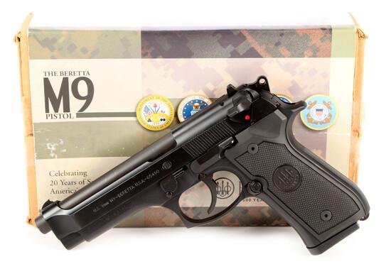 Beretta M9 in 9mm Luger