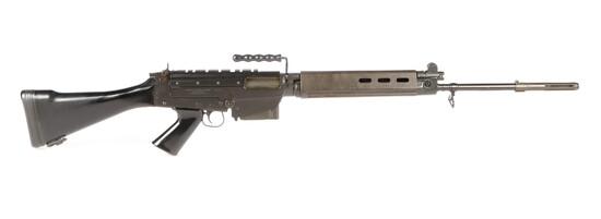 Belgian FN FAL in .308 Caliber