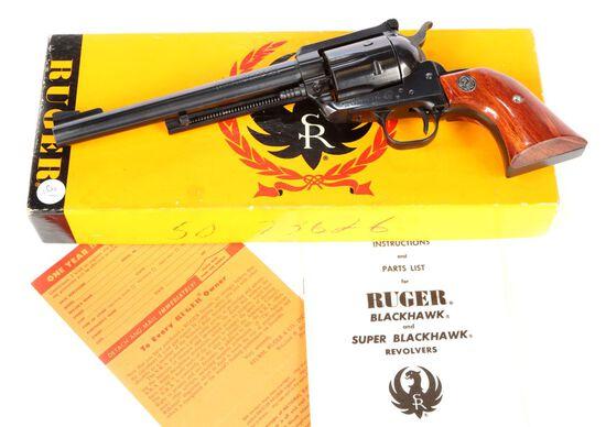 Sturm Ruger Blackhawk in .30 Carbine Cal.