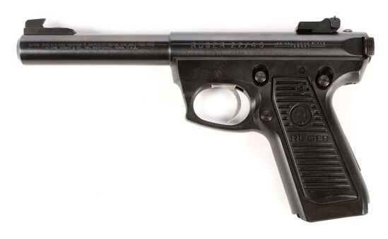 Ruger Model 22/45 in .22 Long Rifle