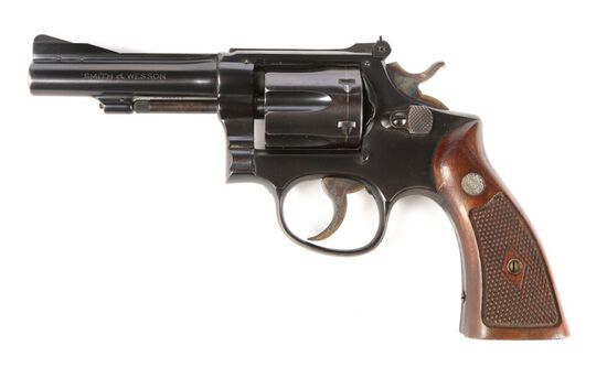Smith & Wesson Pre-Model 18 in .22 Long Rifle