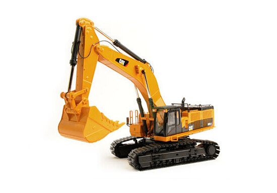 Caterpillar 390DL Mass Excavator