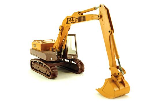 Case 128B Excavator