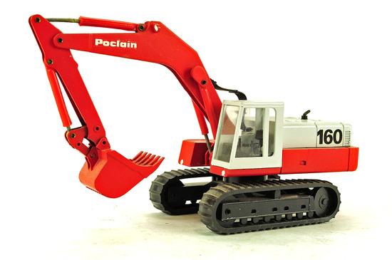 Poclain 160 Excavator