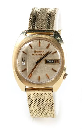 Bulova Accuquartz Watch