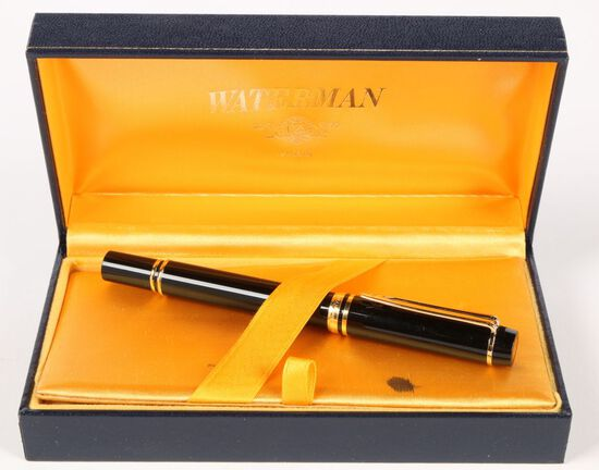 "Waterman Fountain Pen ""Ideal"""