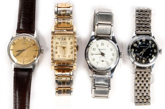 4 Watches